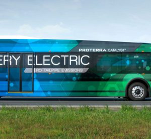 First 100% electric, zero emissions BRT route opens in the U.S.