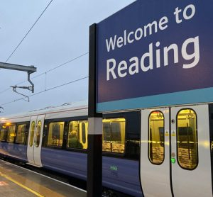 TfL begins operating services between London Paddington and Reading