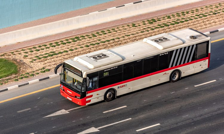 RTA and du to provide free WiFi on Dubai buses and marine transits