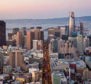 San Francisco's Market Street becomes car-free