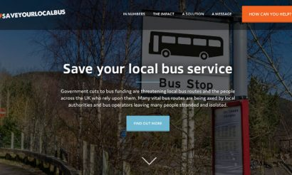 New website launched dedicated to supporting local buses