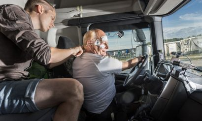 Researching rest for driver safety