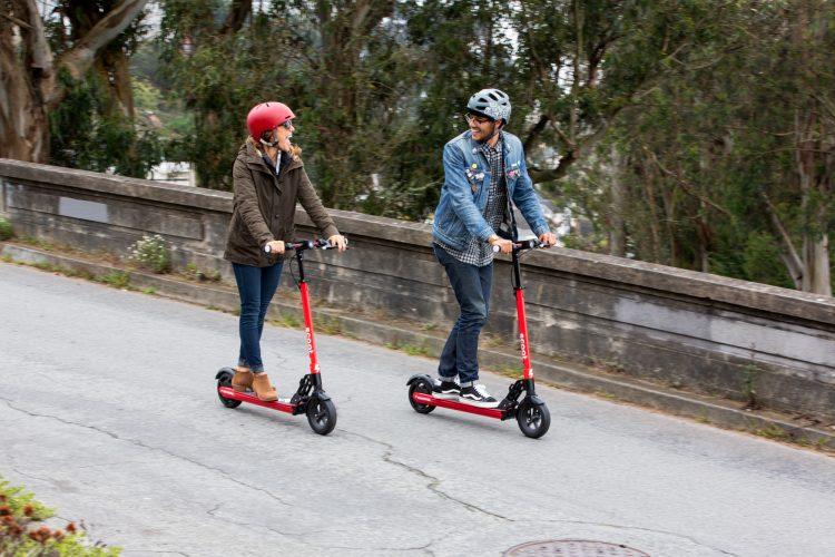 scoot e-scooter