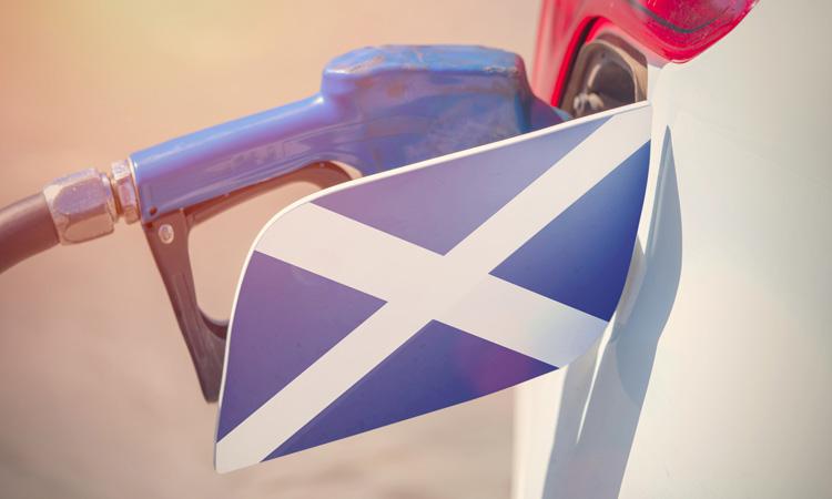 Report calls for urgent action if Scottish transport is to meet net zero target