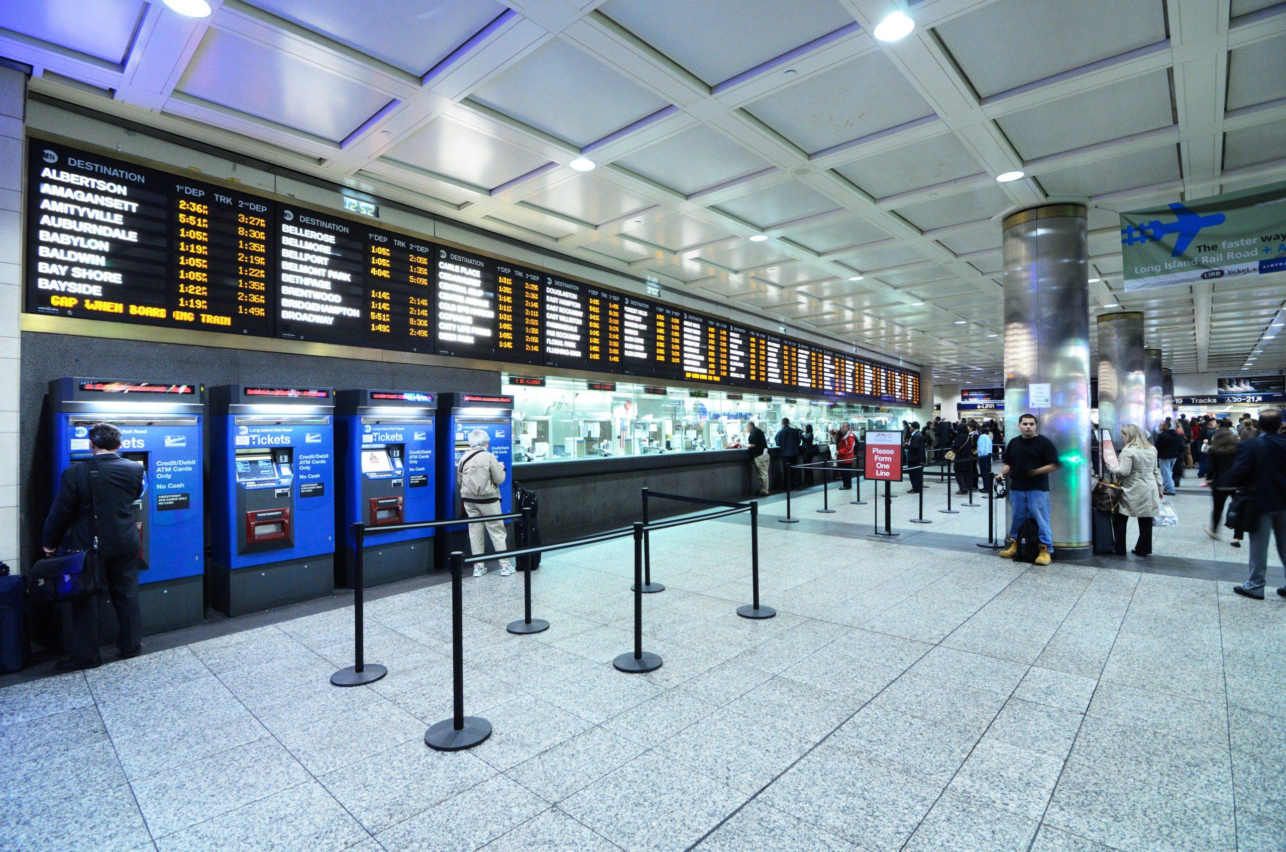 MTA Penn Station