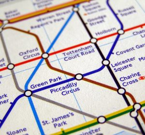 tube map london