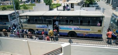 Ahmedabad bus