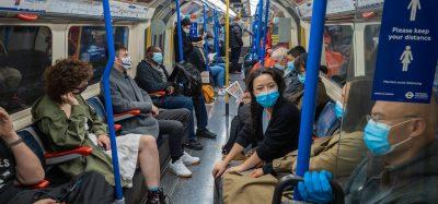 mask wearing public transport