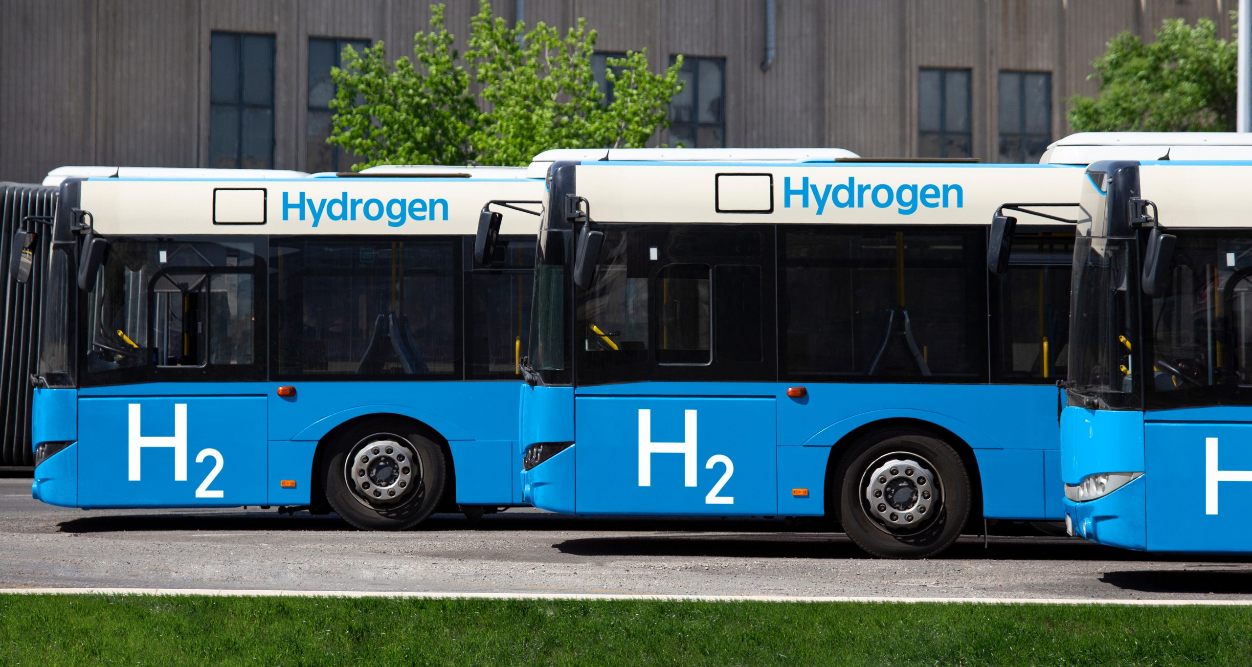 SARTA hydrogen bus