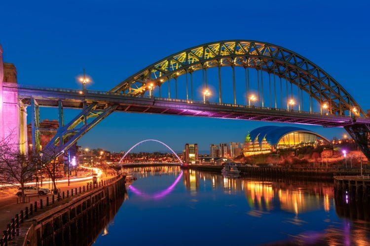 tyne bridge newcastle