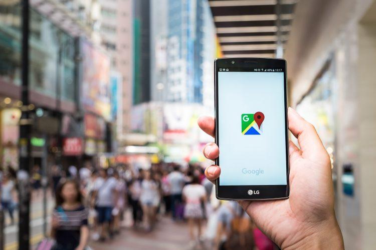 google maps TIER