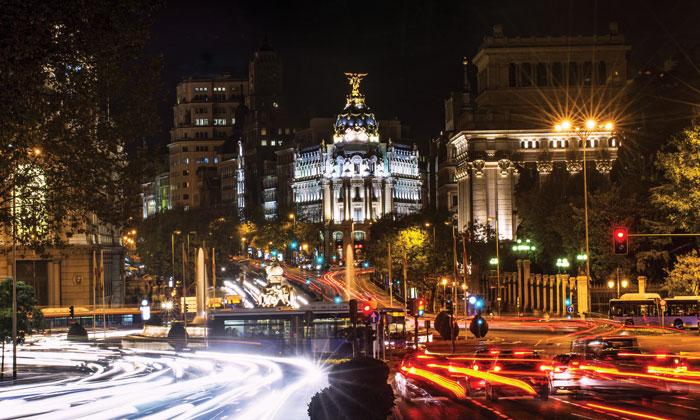 The evolution of intermodality in Madrid