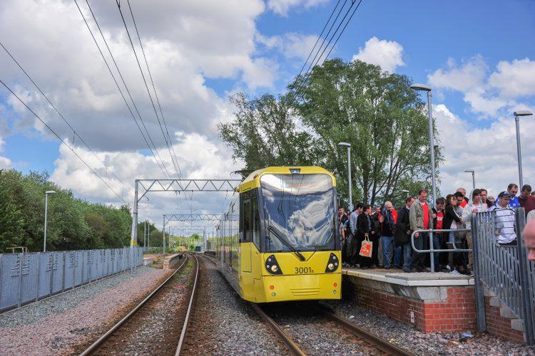 Metrolink Old Trafford