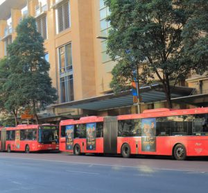 Thousands of extra bus services support Sydney Metro build