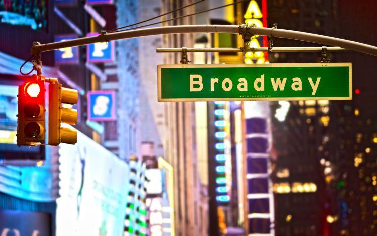 broadway red light