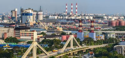 Singapore Jurong Island