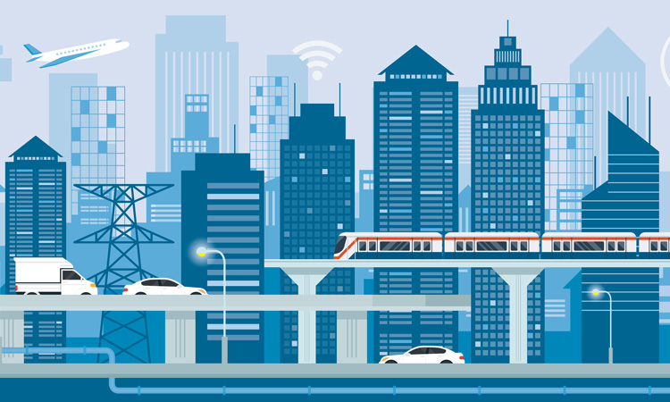 Top seven trends of urban mobility in 2020