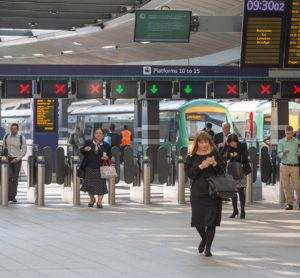 UK smart ticketing