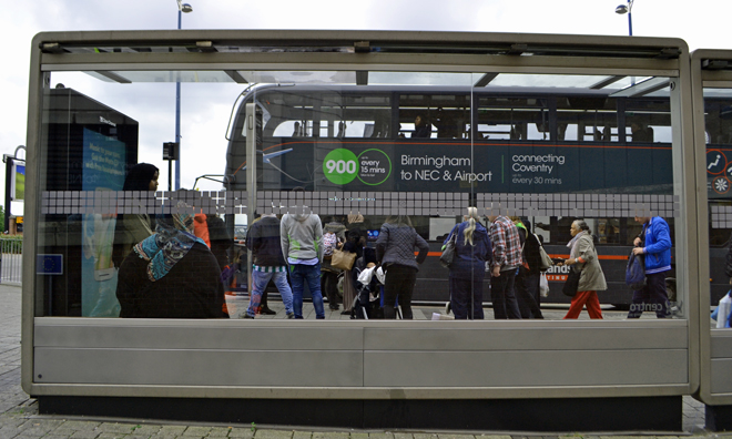 Report suggests better buses could help tackle social deprivation
