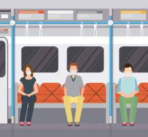 Survey reveals public worries of using public transport post-lockdown
