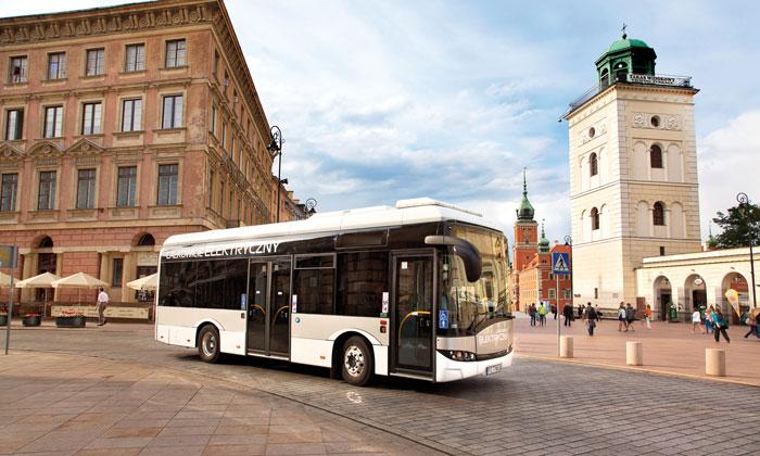 Stalowa Wola buys Solaris electric buses
