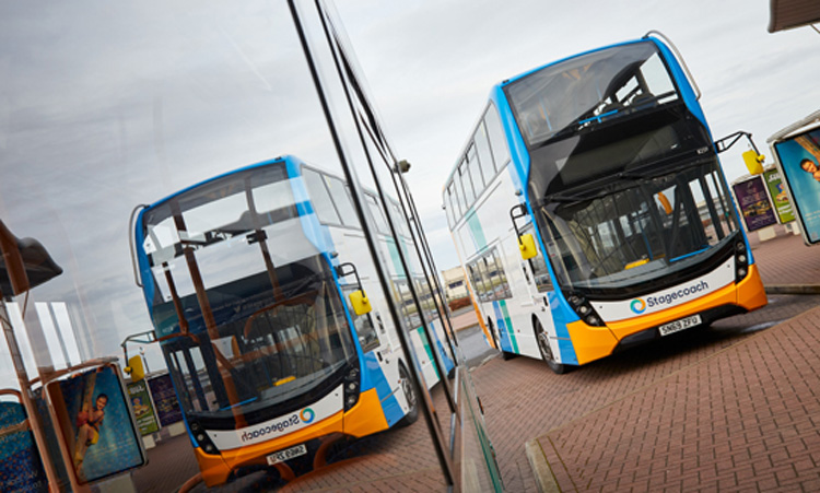 Stagecoach calls for joint strategy to secure public transport beyond COVID-19