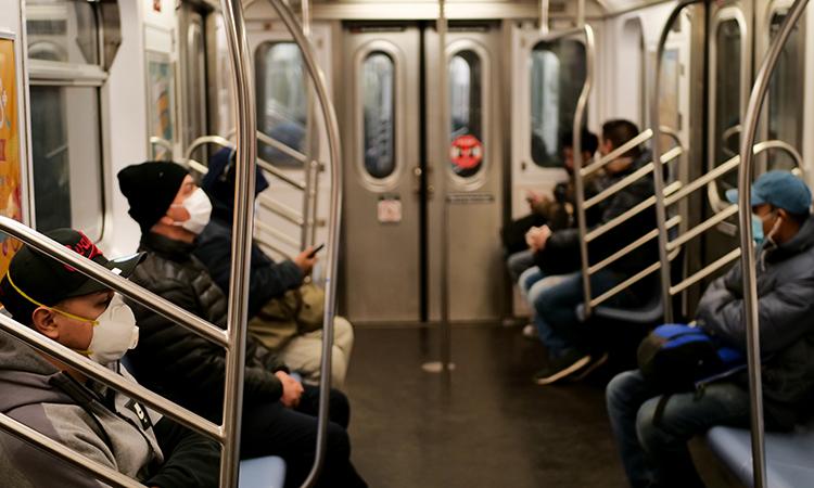 masks are now mandatory on new york's subway