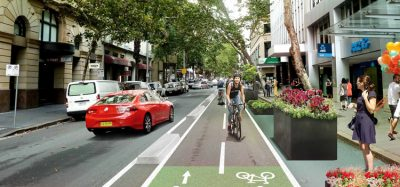 Sydney fast-tracks safer walking and cycle routes
