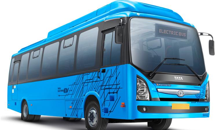 Tata Motors confirms biggest e-bus contract in India