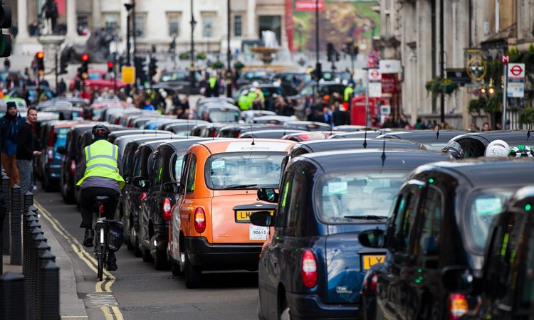 Taxi drivers exposed to highest levels of harmful black carbon from diesel emissions