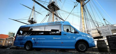 ViaVan and Stagecoach launch on-demand transport service in Tees Valley
