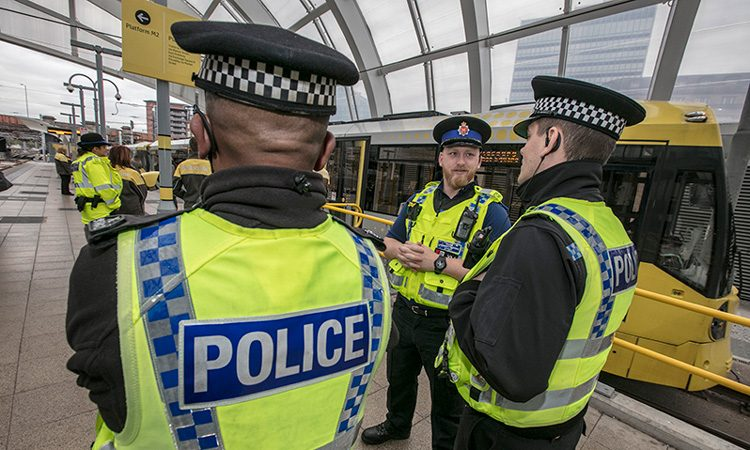 More police units announced to keep the public safe on transport around Manchester