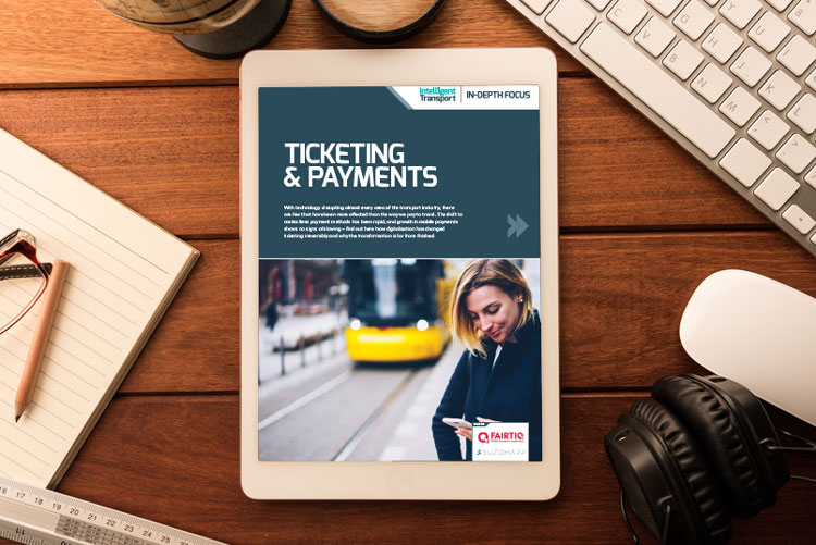 Ticketing & Payments In-Depth Focus 3 2018