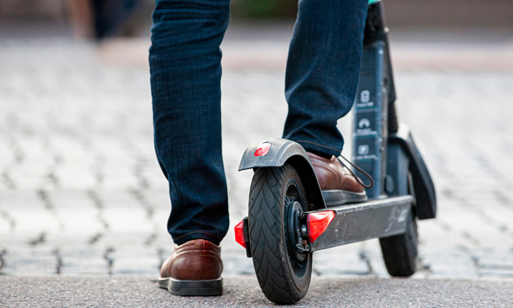 German scooter start up raises $60 million to expand service