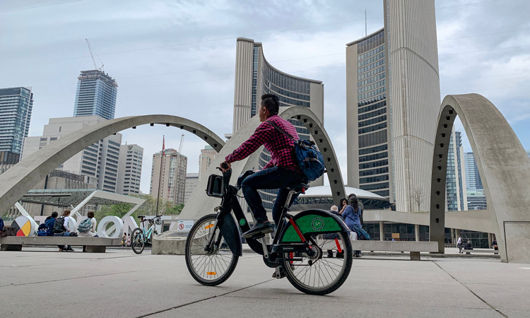Toronto partnership to boost bike sharing in city