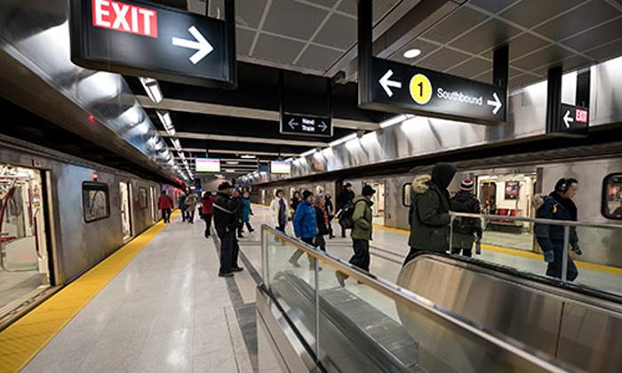 Toronto Line Extension