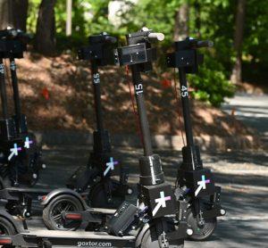 e-scooter fleet