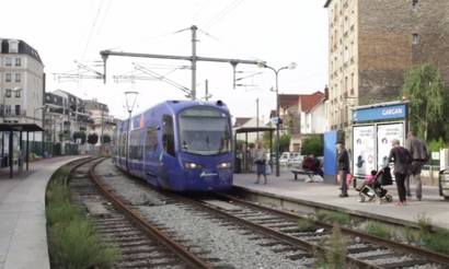 Construction on Paris T4 tram-train extension begins
