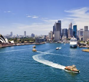 Australia's first on-demand ferry concludes initial trial