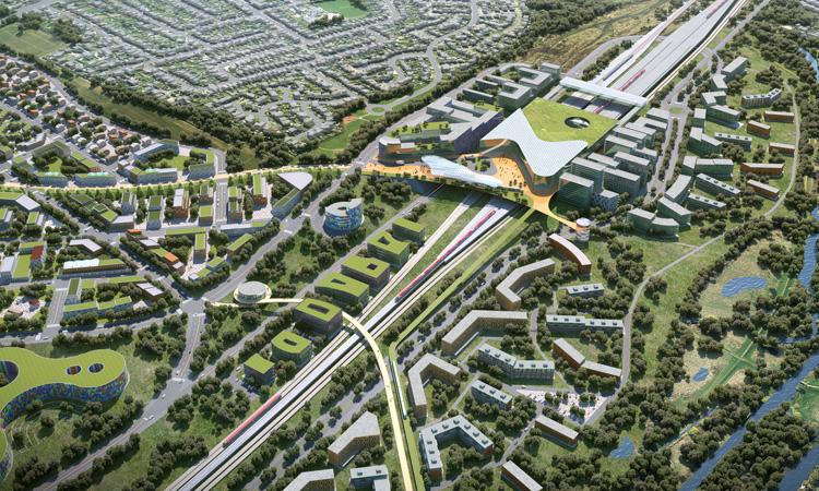 £2.7 billion plan unveiled for East Midlands transport hub network