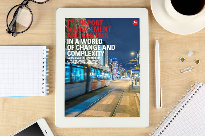 Whitepaper: transport management and control