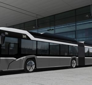 Solaris is building a bi-articulated 24m trolleybus