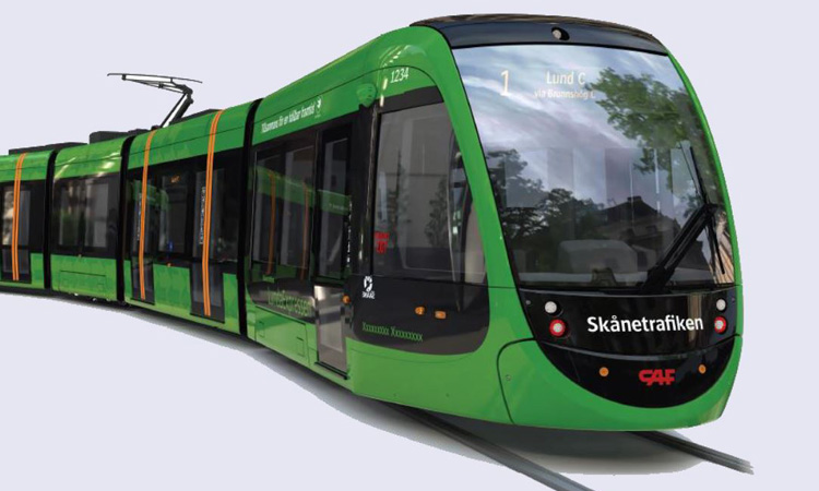 New tram fleet in Lund to be equipped with TSA motors