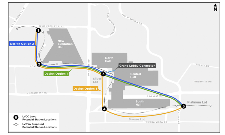 Las Vegas approves Elon Musk's underground tunnel plan