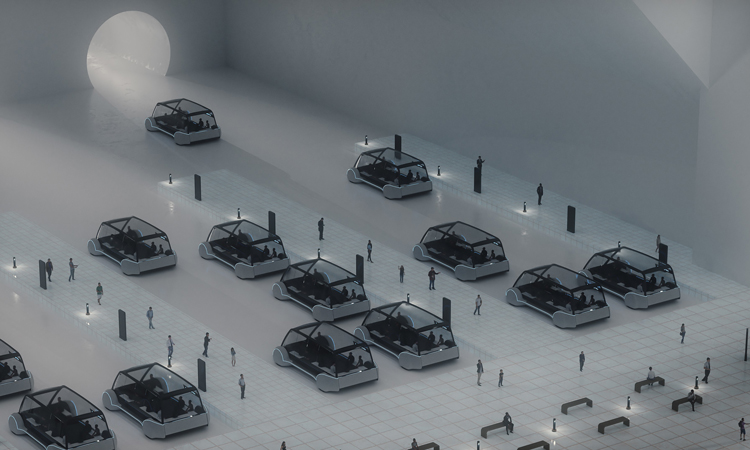 Las Vegas approves Elon Musk's underground tunnels plan