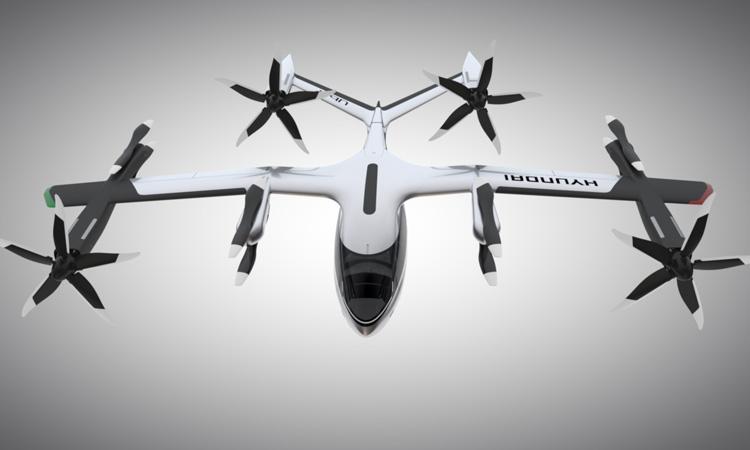 Uber and Hyundai announce aerial ridesharing partnership