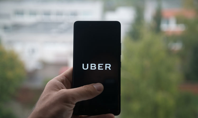 Uber adds public transport service option to app in London