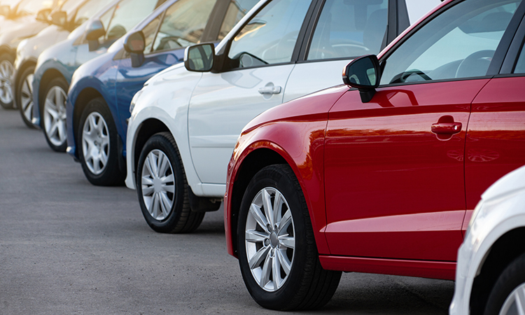 used cars sales have increased in Europe
