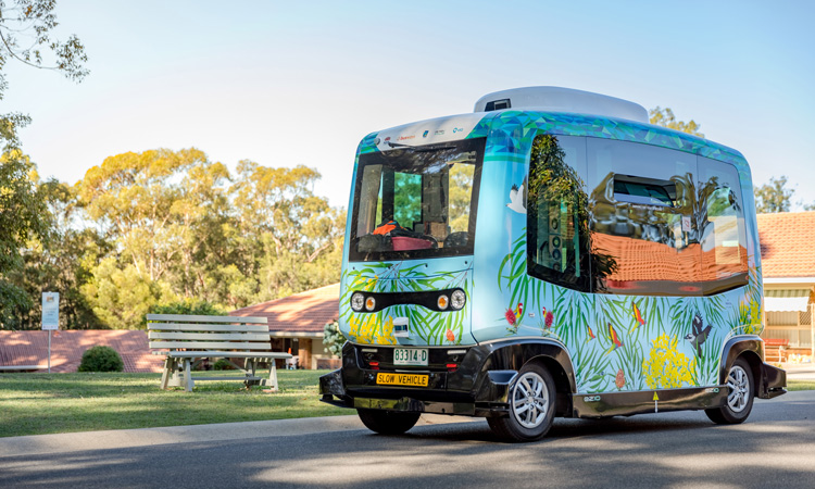 Via unveils its first autonomous vehicle service pilot