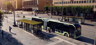 Volvo e-buses 'provide new energy for households'